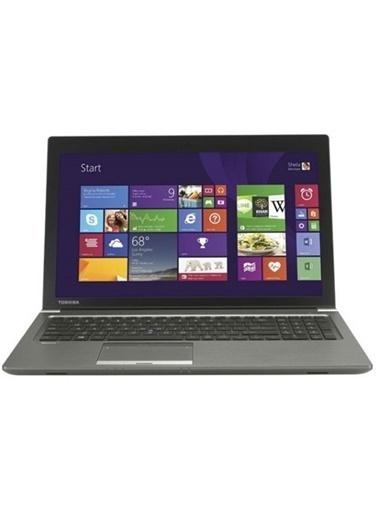 """Toshiba Tecra Z50-A-13Df İ7-4600U Vpro, 8Gb, 500Gb, F Klavye, 15.6"""", Win7 Pro, Win8.1 Pro, Metalik Gri, Gri"""